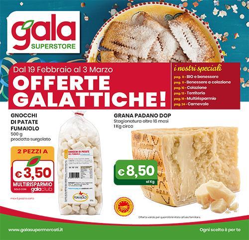 Volantini Gala Supermercati