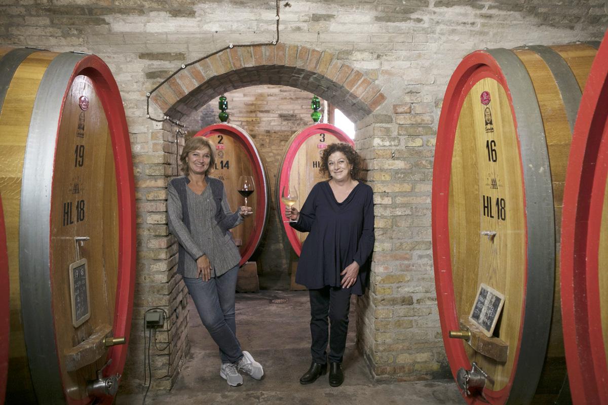 Dalla Cantina Adanti il Montefalco Grechetto, frutto di una viticoltura virtuosa