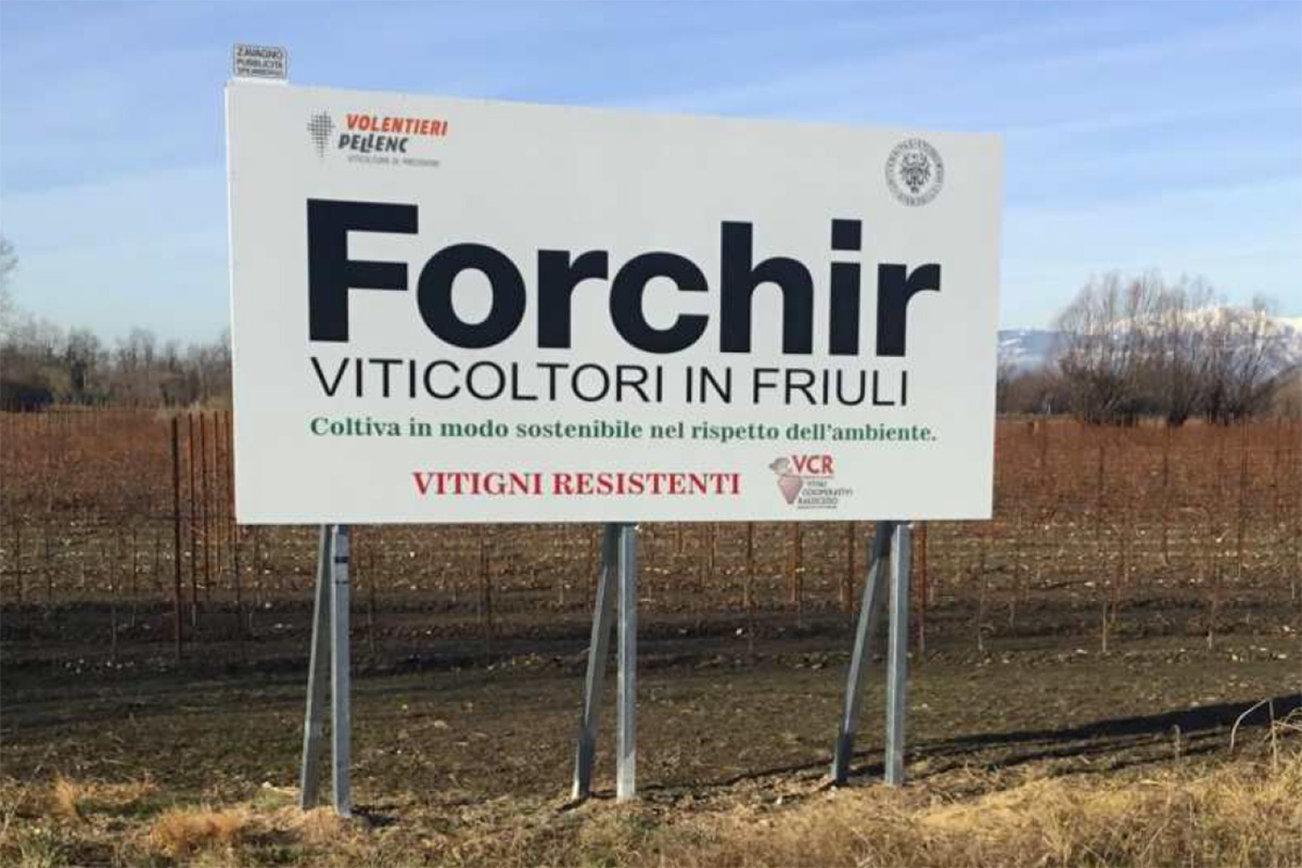 Forchir: oltre il biologico.