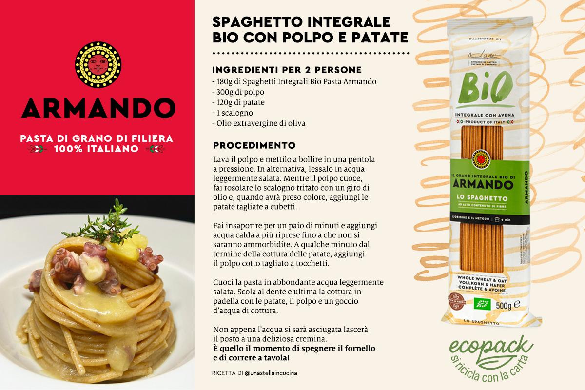 PASTA ARMANDO: una scelta di qualità e sostenibilità per la filiera agricola italiana