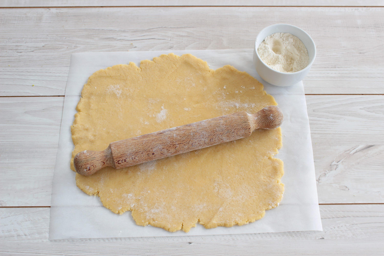 Crostata con confettura